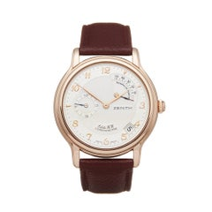 Zenith Elite Rose Gold 300240655 Wristwatch