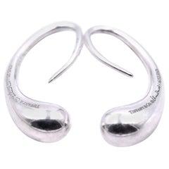 Elsa Peretti, Tiffany & Co. Tear Drop Earrings