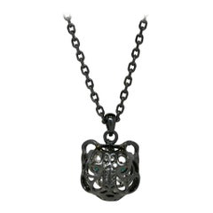 Quest Double Mystical Tiger Pendant by John Landrum Bryant