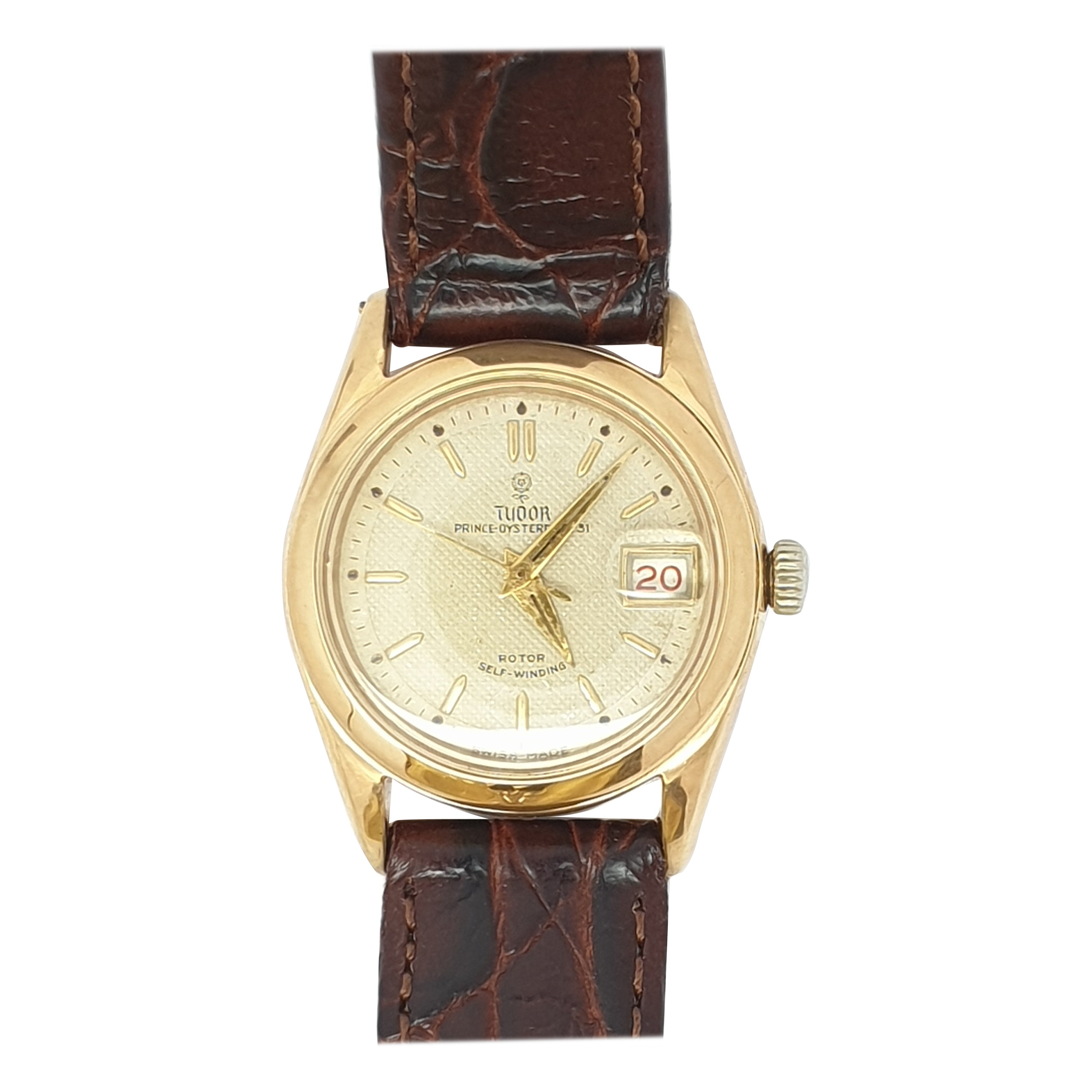 Vintage Tudor Oyster Prince 31 Automatic Watch