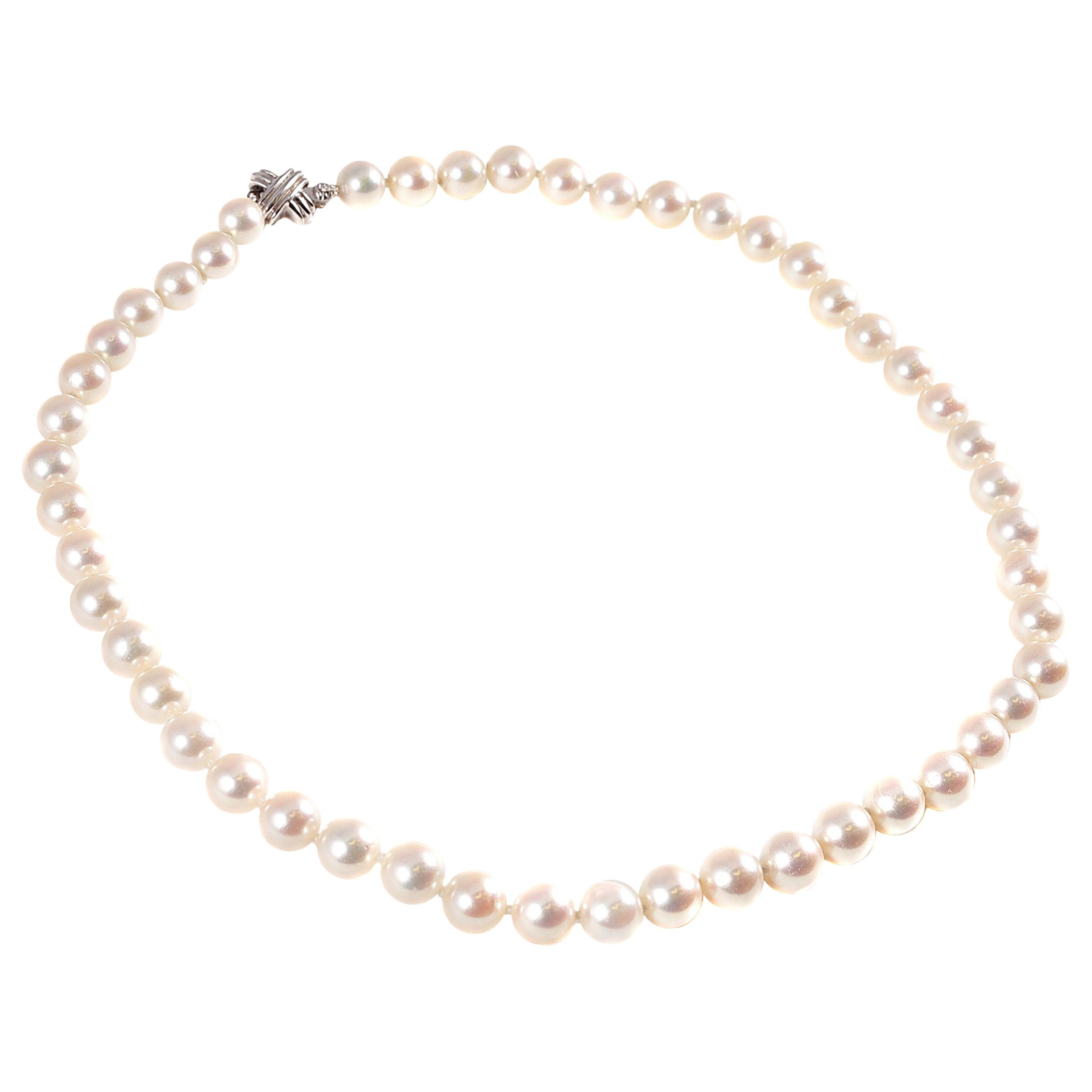 Tiffany & Co. Strand of Pearls