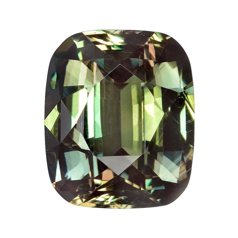 Alexandrite Ring Gem 3.03 Carat Loose Gemstone
