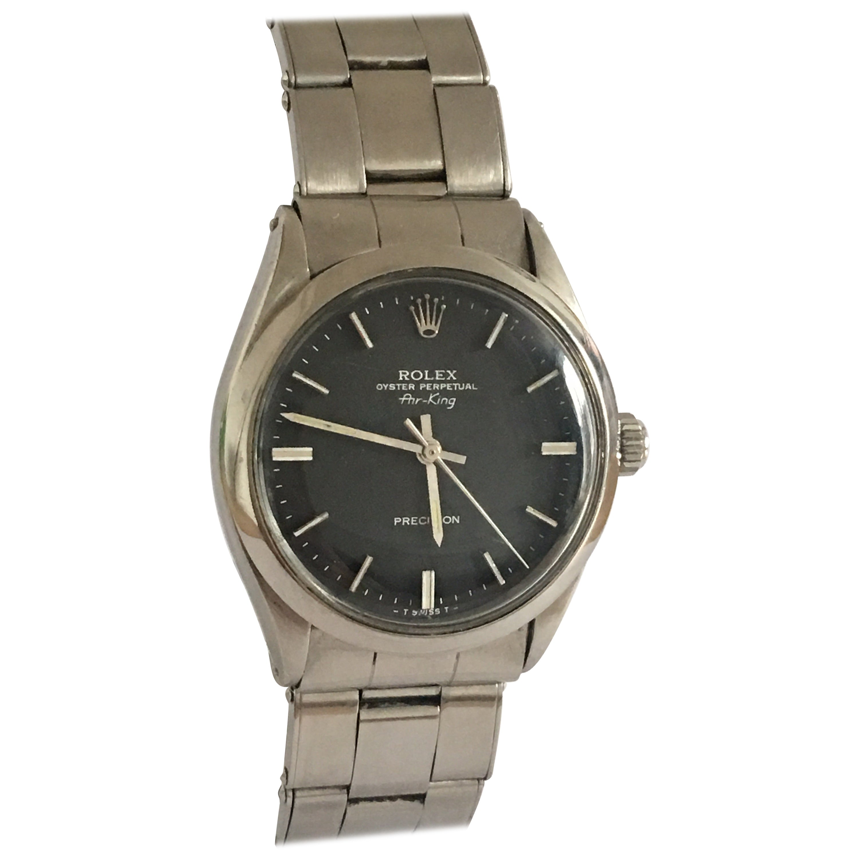 Vintage 1960s Rolex Oyster Perpetual Air-King Precision, 1520