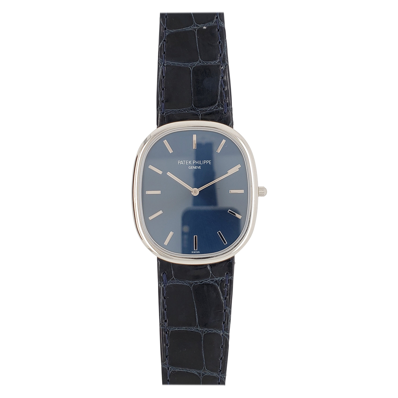 Patek Philippe Vintage Ellipse Wristwatch 5738P-001