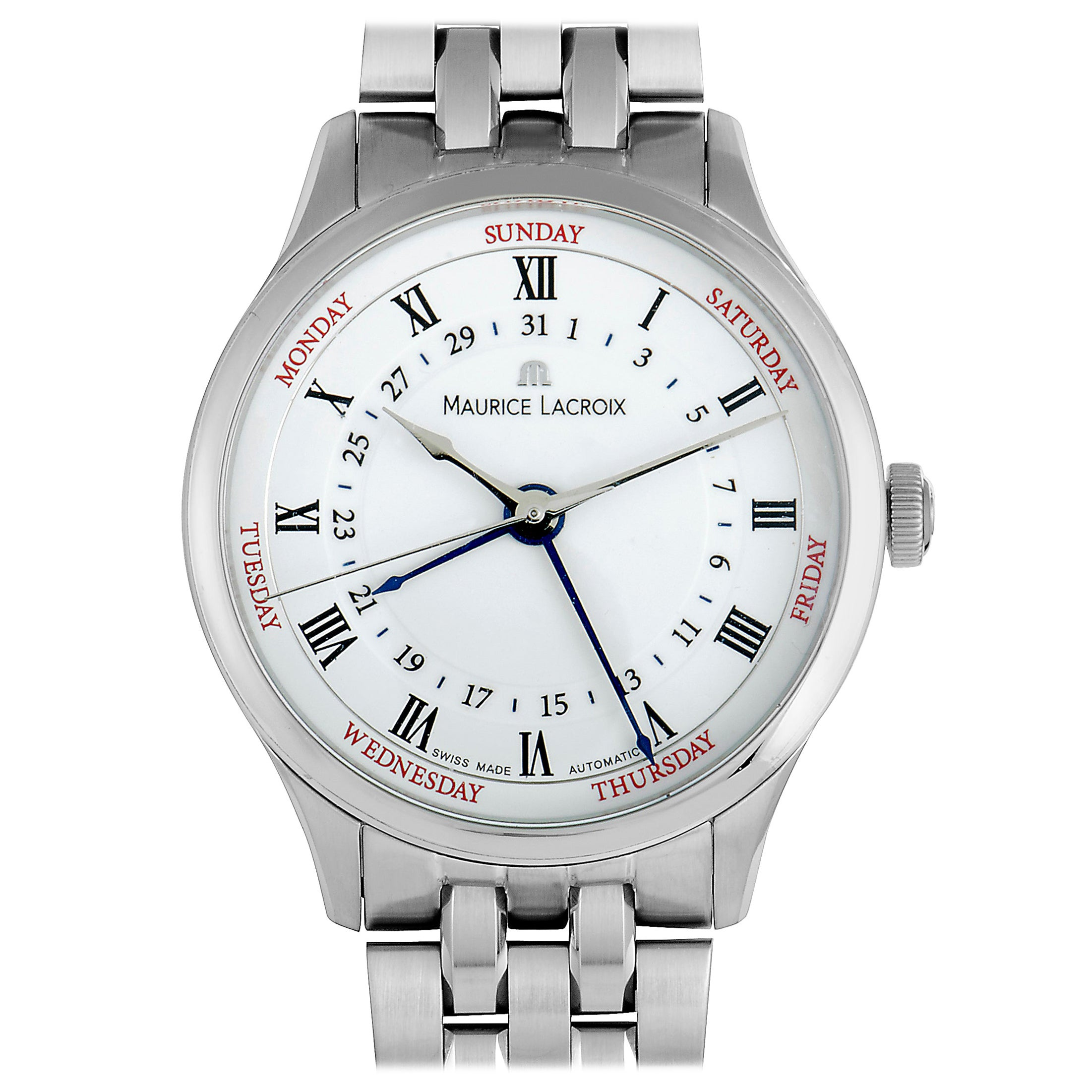 Maurice Lacroix Masterpiece Watch MP6507-SS002-112-1