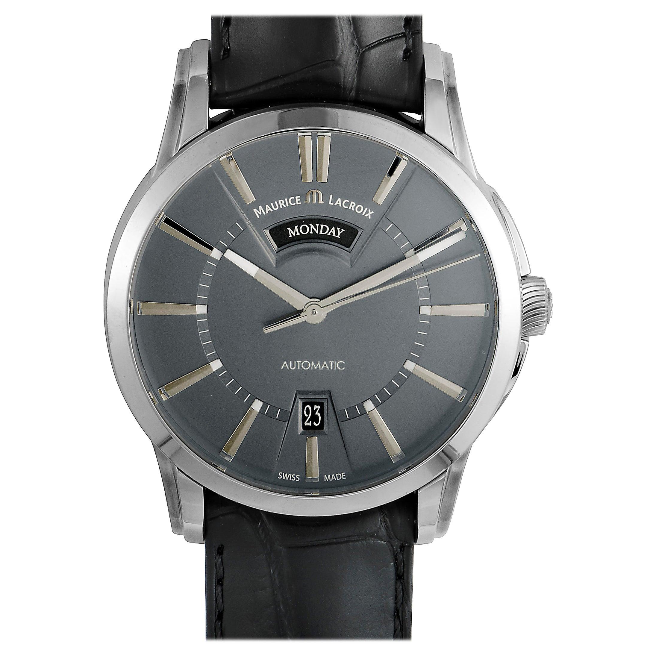Maurice Lacroix Pontos Watch PT6158-SS001-23E-1