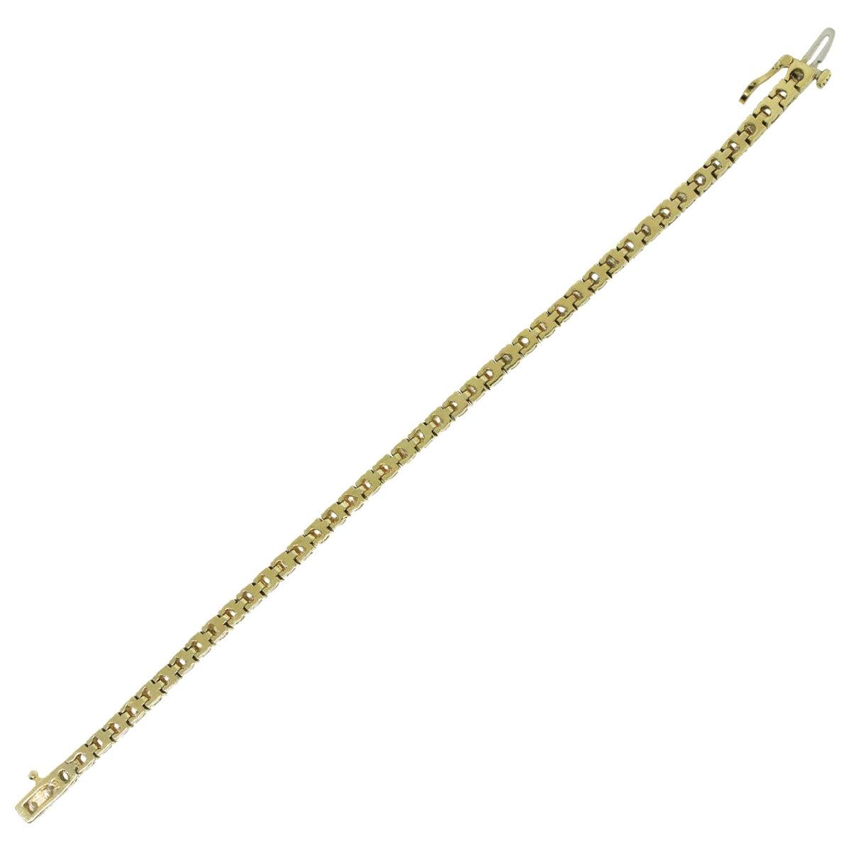 3 Carat Diamond Tennis Bracelet