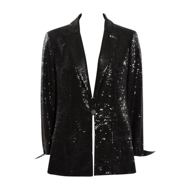Chanel Paris - Miami Cruise Sequin Blazer For Sale