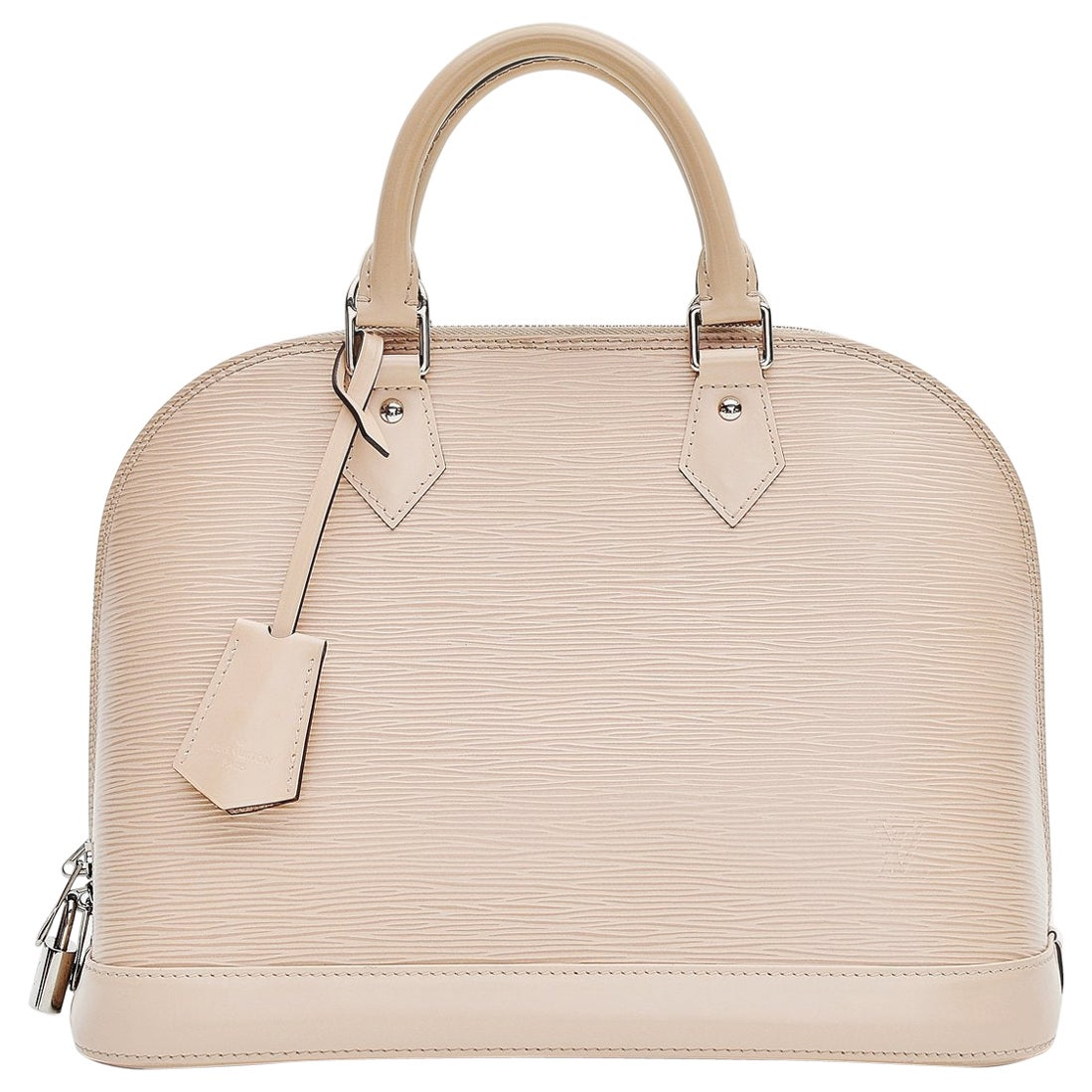 Louis Vuitton Alma Epi Leather Bag