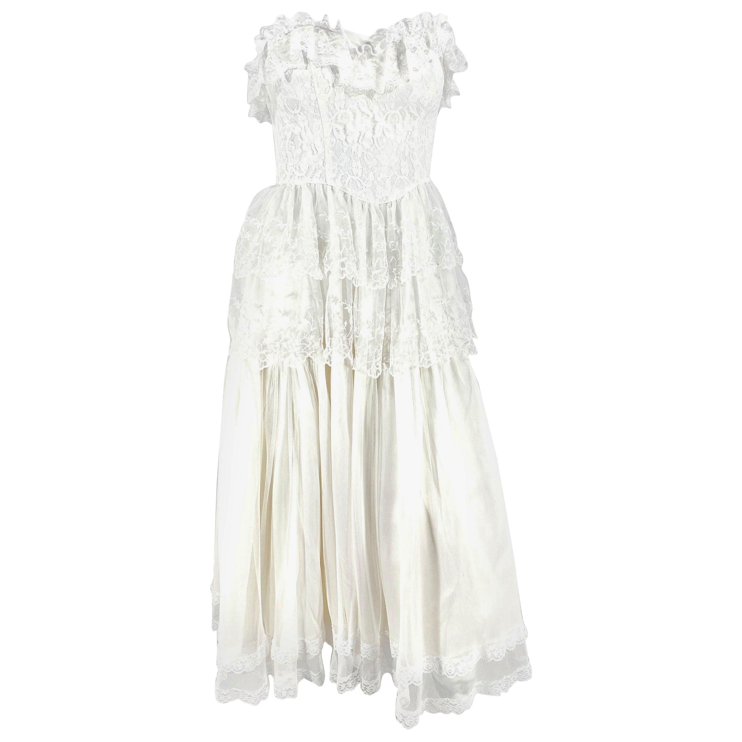 Gunne Sax DressesCottagecore DressesGunne SaxWhite Gunne Sax Dresses80/'s Dresses80/'s Gunne Sax DressesWhite DressesMINT CONDITION