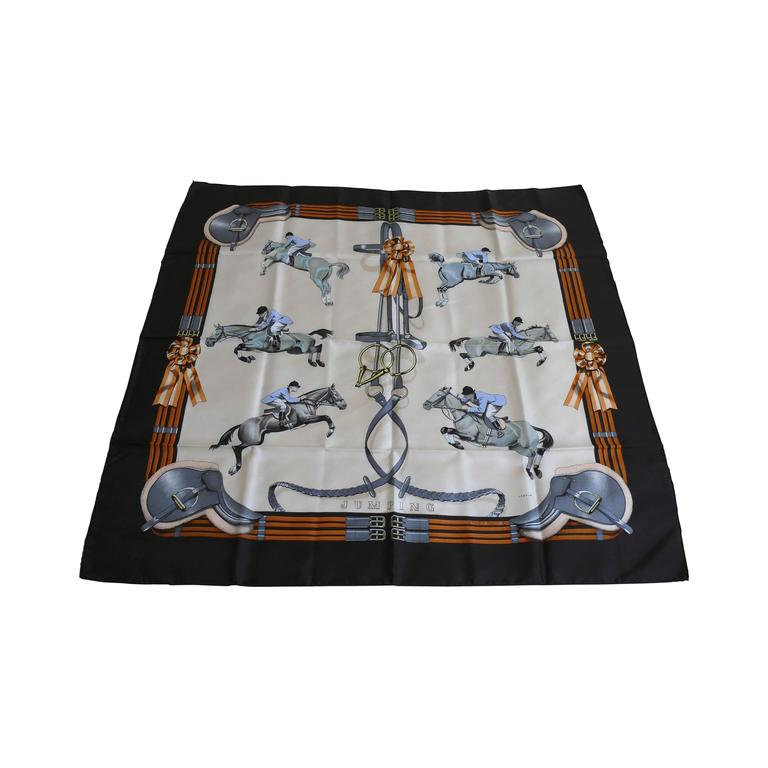 01687c808dc Hermes Silk Carre Scarf