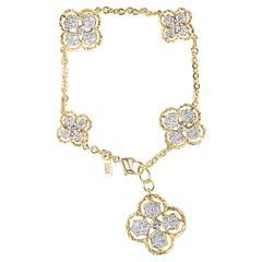 Lace Clover Bracelet