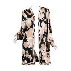 Bessi Silk Jersey Jacket