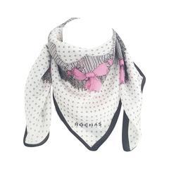 2000s Rochas multicolour foulard