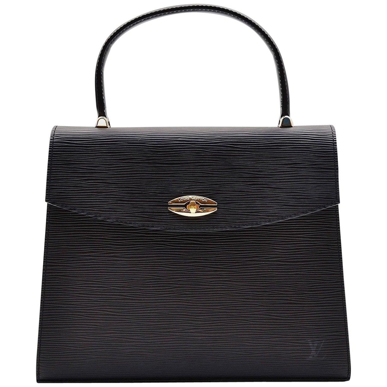 Louis Vuitton Kelly Bag Vintage Epi Leather