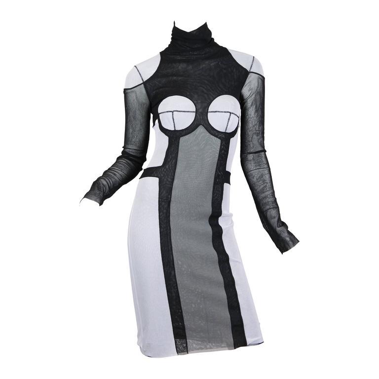 Jean Paul Gaultier Robot Dress 1
