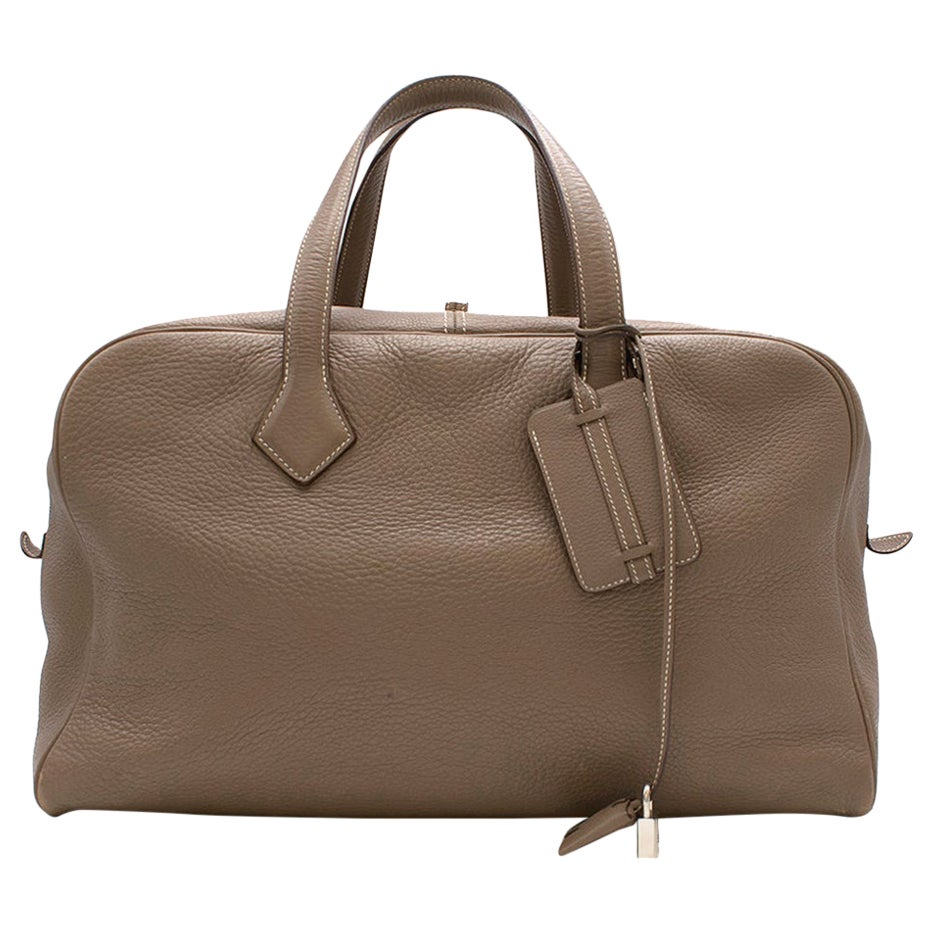 Hermes Victoria II Large Travel Bag 42cm