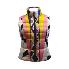 1990s Emilio Pucci Ski Vest
