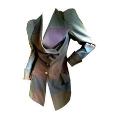 Vivienne Westwood Gold Label Vintage Cutaway Jacket