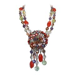 Francoise Montague Raymonde Necklace