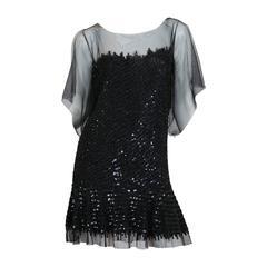 Roberto Cavalli Sequined Party Dress