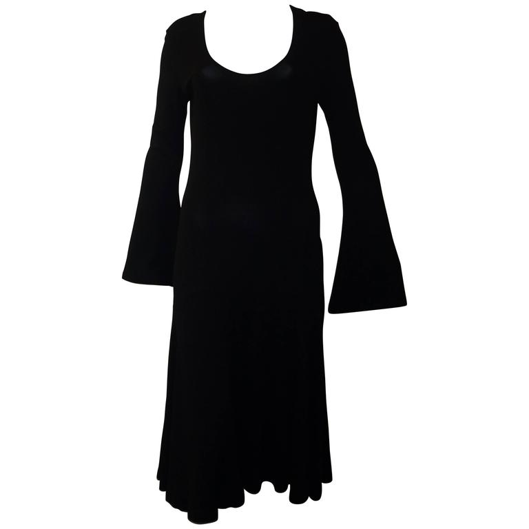 2000s Michael Kors Black Dress (8) 1