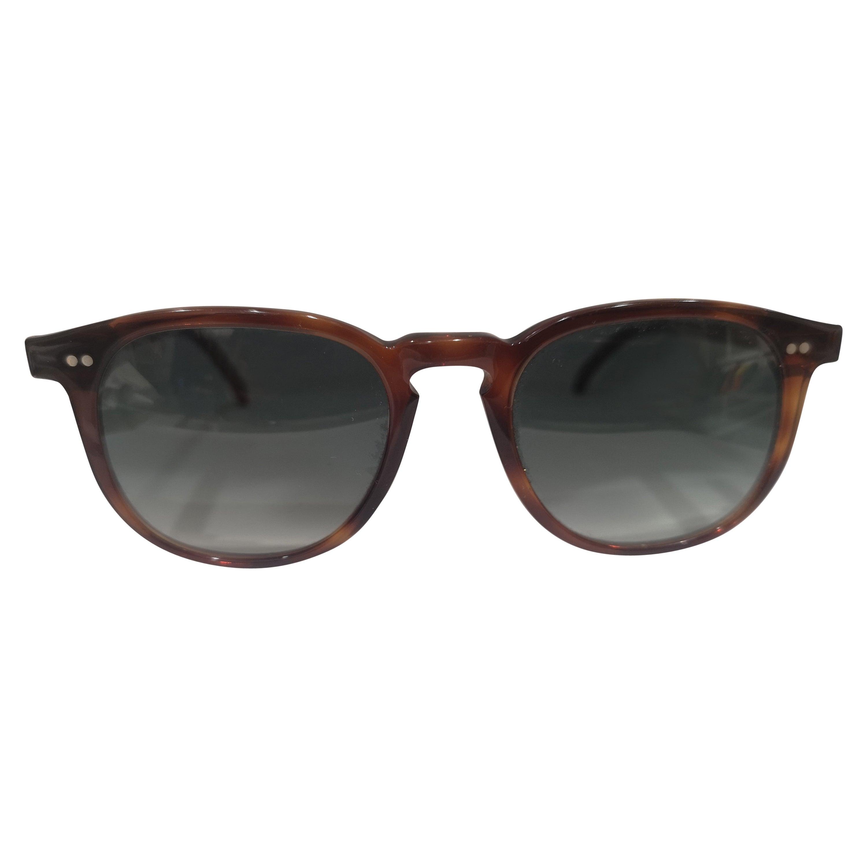Capri People tortoise sunglasses