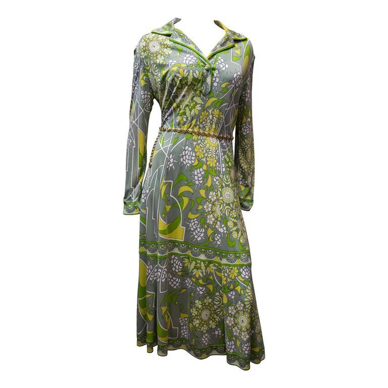 1960s Pucci Dress