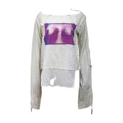 Seditionaries 'Tits' shirt by Vivienne Westwood and Malcolm Mclaren, c. 1977