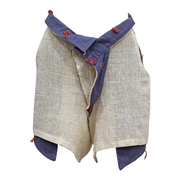 World's End by Vivienne Westwood and Malcolm Mclaren 'Savage Shorts', c. 1982 For Sale