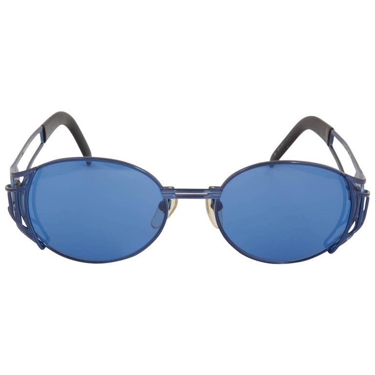 Jean Paul Gaultier Vintage 58-6102 Sunglasses  For Sale