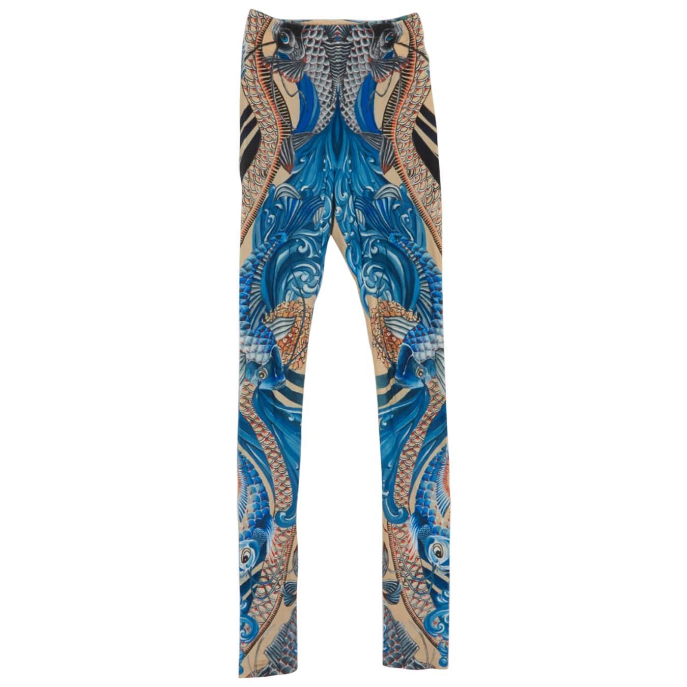 double hem jeans - Blue Alexander McQueen qNODkpeqN