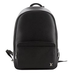 Louis Vuitton Alex Backpack Taiga Leather
