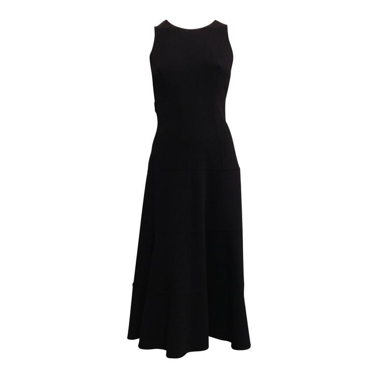 Michael Kors Black Mid-length Dress 1