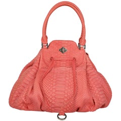 Emilio Pucci Woman Shoulder bag  Pink Leather