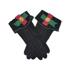 Yves Saint Laurent YSL Vintage Gloves