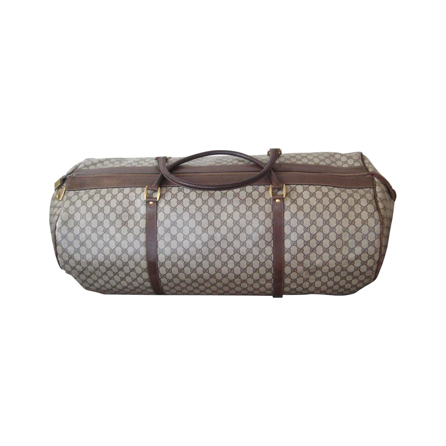 757aa3268fe5 Gucci Duffle Bag Vintage | Stanford Center for Opportunity Policy in ...