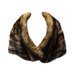 1950s Sable Fur Wrap