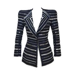 BALMAIN Jacket '09 Runway  Seen And Owned  By  Pop Icon  Michael Jackson