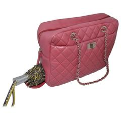 Chanel 2010-2011 Quilted Reissue Bag with Umbrella