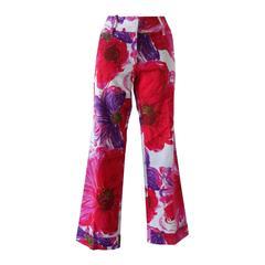 1980s Dolce & Gabbana multicolour Pants