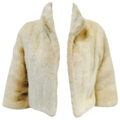 Somper Furs  Beverly HIlls Diamond Jubilee Pearl Mink Jacket