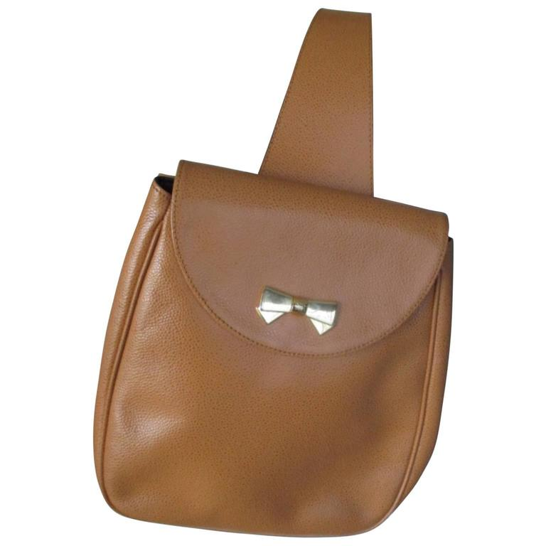 Nina Ricci leather bag