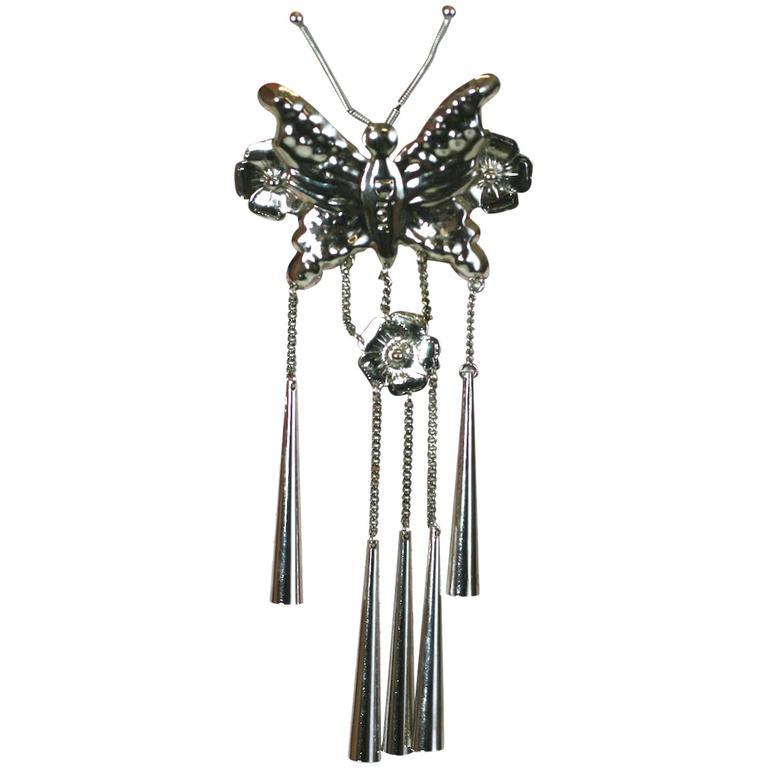 Christian Dior Orientalist Hair Ornament, John Galliano A/W 2003  For Sale