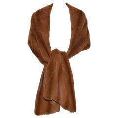 NWT Dolce & Gabbana Fur Wrap