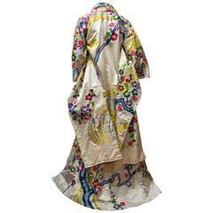 1970s Decorative Kimono