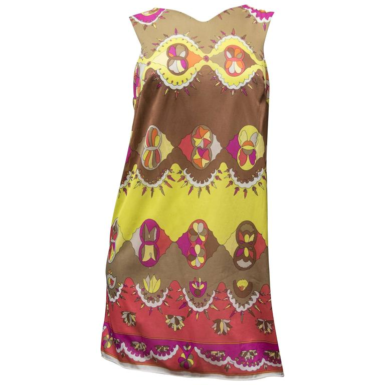 60s Emillio Pucci Slip Dress