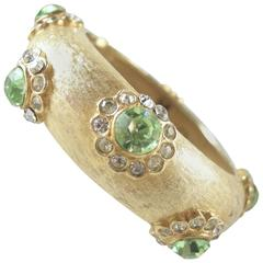 Cadoro Vintage Huge  Cuff Bracelet, 1960s