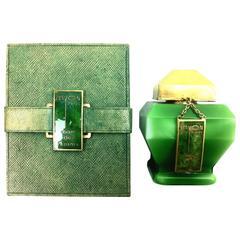 Myon Paris Coeur de Femme Baccarat Perfume Bottle 1928