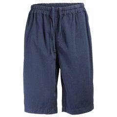 Comme des Garçons Long Drawstring Shorts